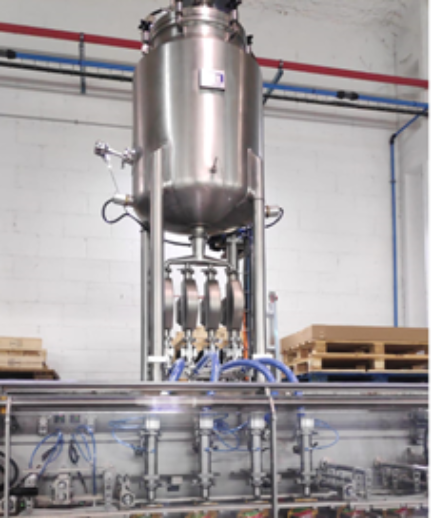 MASS FLOW METER WITH HIGH ACCURACY AND VOLUME ADJUSTMENT IN REAL TIME